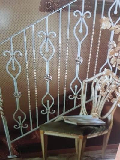 Кованые изделия в алматы фото